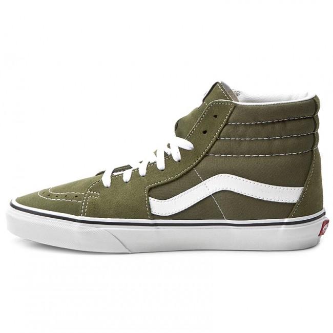 Sneakers VANS Sk8 Hi Winter Moss VN0A38GEOW2 Winter MossTrue White