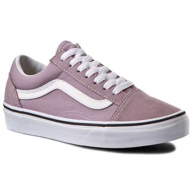 b657e338f1 Plimsolls VANS - Old Skool VN0A38G1OVS Sea Fog True White - Sneakers ...