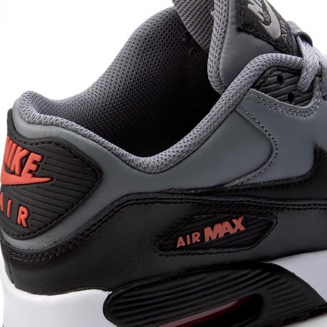 d8df911068f Shoes NIKE - Air Max 90 Ltr (GS) 833412 010 Cool Grey Black Max ...