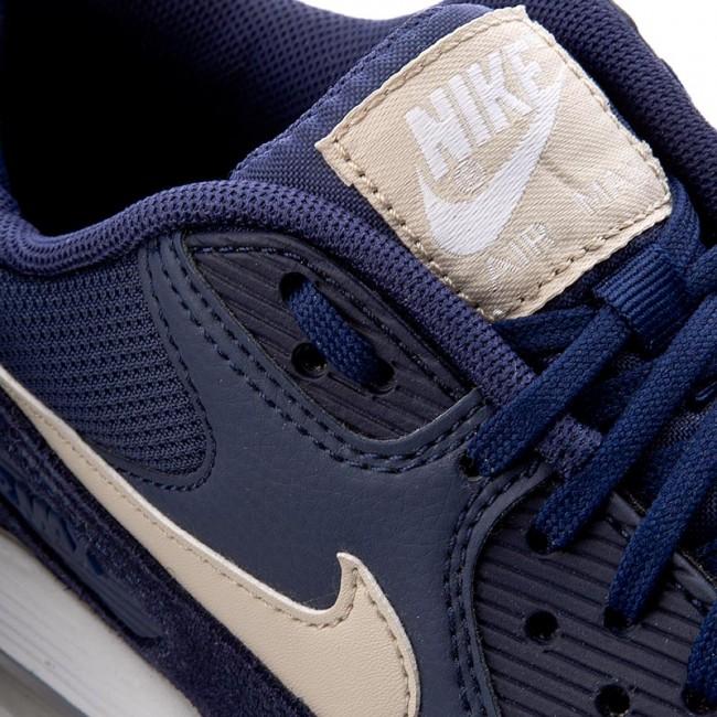 hot sale online 06ab2 c628f Shoes NIKE - Air Max 90 325213 410 Binary Blue Oatmeal White