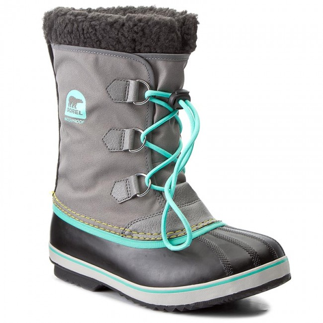 03f2859951d Snow Boots SOREL - Yoot Pac Nylon NY1879 Quarry/Dolphin 052 ...