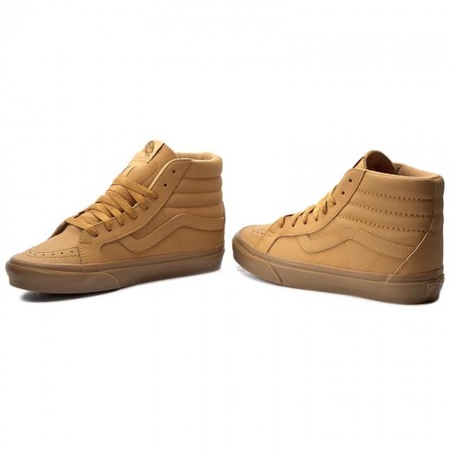 998dcf397902cb Sneakers VANS - Sk8-Hi Reissue VN0A2XSBOTS (Vansbuck) Light Gum Mono ...