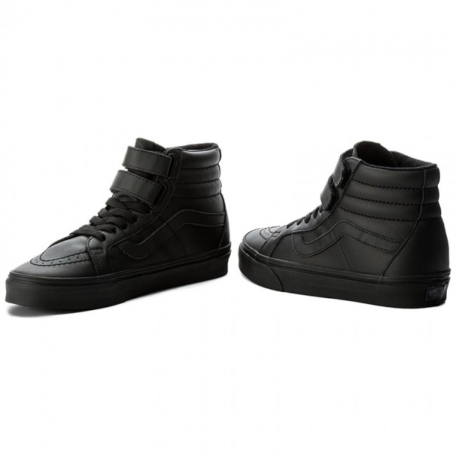78a69bca76 Sneakers VANS - Sk8-Hi Reissue V VN0A3D28OOZ (Mono Leather) Black ...