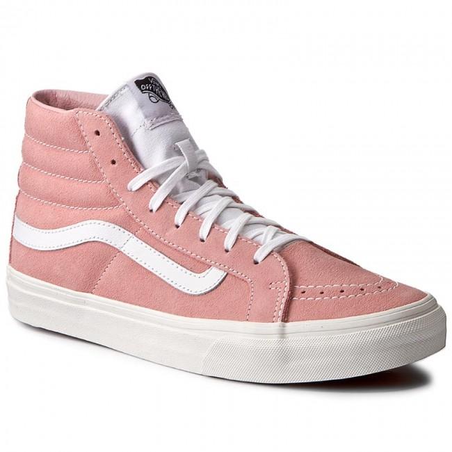 8c45f32e3a Sneakers VANS - Sk8-Hi Slim VN0A32R2OI3 (Retro Sport) Blossom Twht ...