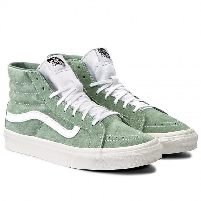 52f387d9cf Sneakers VANS - Sk8-Hi Slim VN0A32R2OI6 (Retro Sport) Seaspry Trw - Sneakers  - Low shoes - Women s shoes - www.efootwear.eu