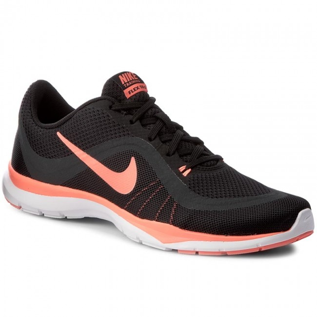 51e9469ac15 Shoes NIKE - Flex Trainer 6 831217 011 Black Lava Glow Anthracite ...