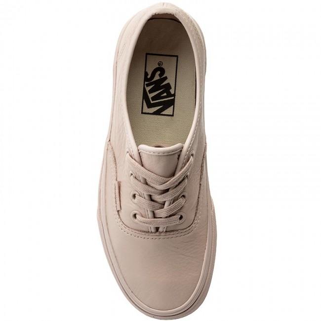 08dfa8fda1d Plimsolls VANS - Authentic VN0A38EMONU (Leather) Mono Sepia Rose - Sneakers  - Low shoes - Women s shoes - www.efootwear.eu