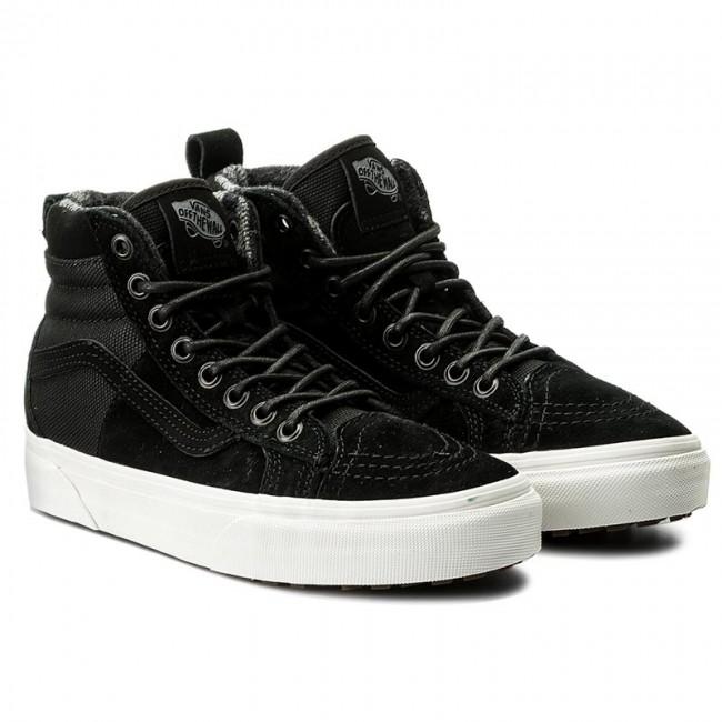 Sneakers VANS Sk8 Hi 46 Mte Dx VN0A3DQ5I27 (Mte) BlackFlannel