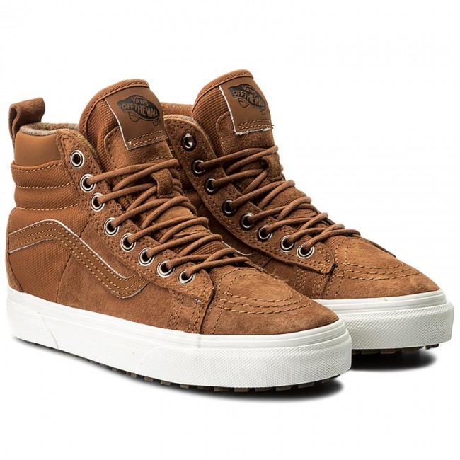 Vans SK8-Hi 46 MTE DX (MTE) Glazed Ginger/ Flannel