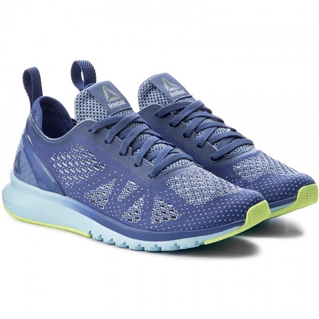 Shoes Reebok Print Smooth Clip Ultk BS5135 LilacBlueFlashWhtIndg