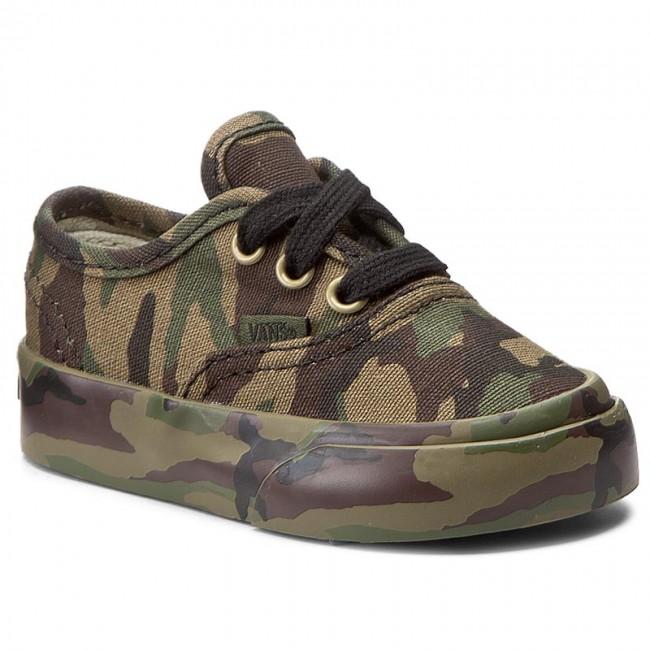 1295b6006224d3 Shoes VANS - Authentic VN0A38E7OP3 (Mono Print) Classic Camo - Laced ...