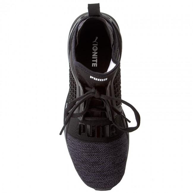 Shoes PUMA Ignite Limitless Knit 189987 Puma BlackPuma Black