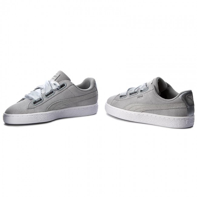 6ceadab109aa67 Sneakers PUMA - Suede Heart Safari Wn s 364083 02 Quarry Quarry ...