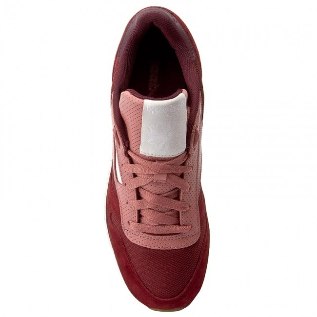 Scarpe Reebok - Cl Leather Sm BS5228 Rugged Maroon/Rose/Maroon