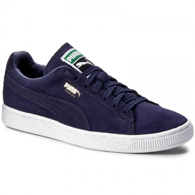 f7fab5fe59c3 Sneakers PUMA - Suede Classic+ 356568 52 Peacoat Peacoat White ...