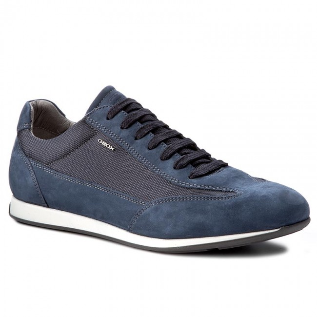 Sneakers GEOX - U Clement A U722FA 03211 C4002 Navy - Sneakers - Low ... f22260949a6