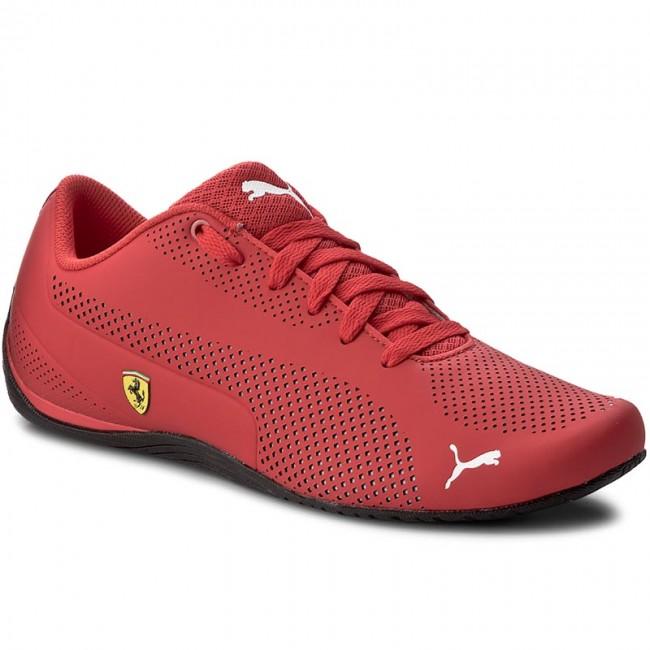 Sneakers PUMA - SF Drift Cat 5 Ultra 305921 01 Rosso Corsa Puma White  743a1cf347