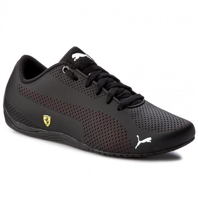 a2fd8d2a4f8a64 Sneakers PUMA - Sf Drift Cat 5 Ultra 305921 02 Ouma Black Rosso ...
