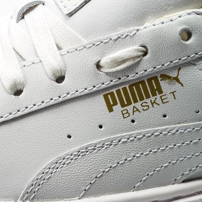 Sneakers PUMA Basket Platform Core 364040 04 Puma White