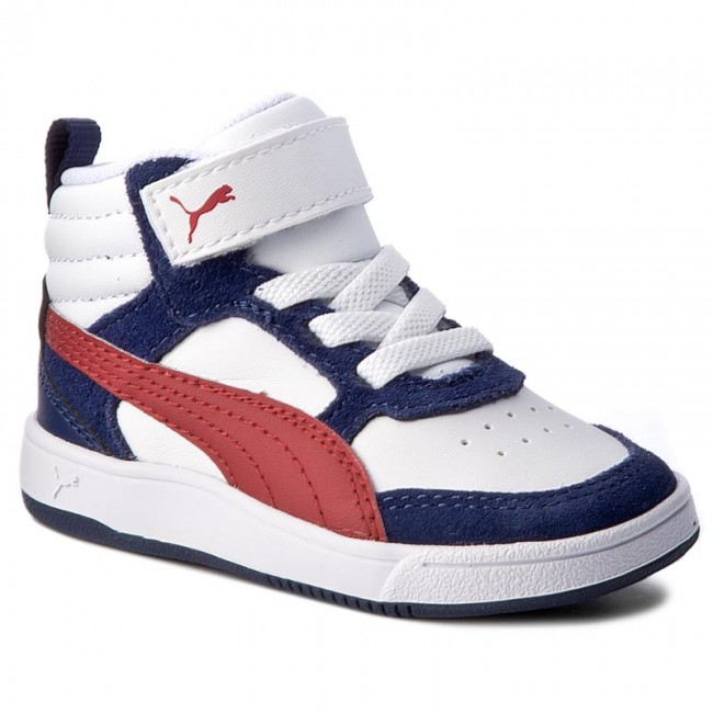 a6ba755966d592 ... Sneakers PUMA - Rebound Street V2 V Inf 363918 02 Puma White Toreador  outlet boutique 98578 ...