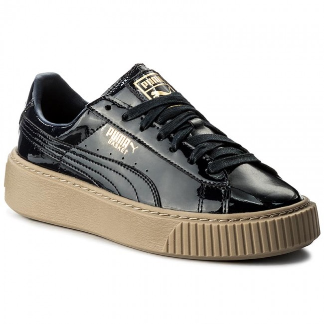 Sneakers PUMA - Basket Platform Patent Wn s 363314 06 Peacoat Peacoat 9e678d880