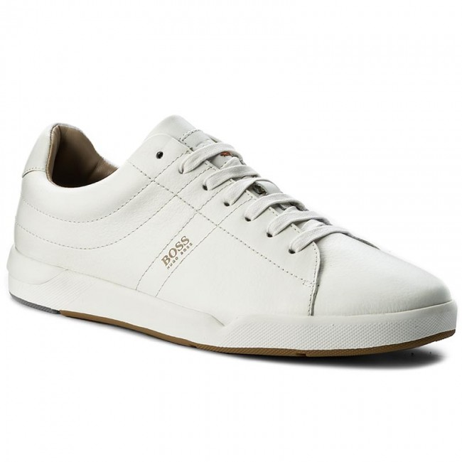 Sneakers BOSS - Stillnes 50374258 10201451 01 White 100 - Sneakers ... e50f6a21078