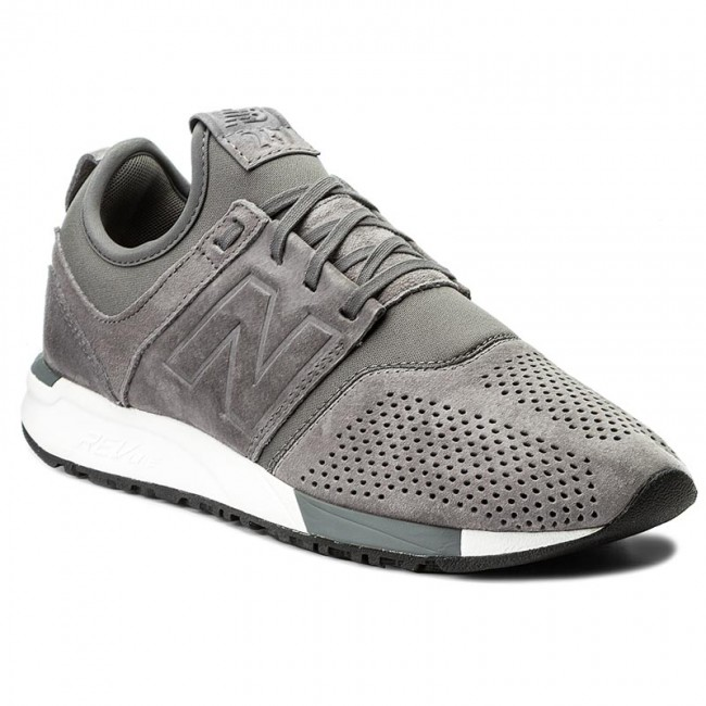 Sneakers NEW BALANCE - MRL247LY Grey - Sneakers - Low shoes - Men s ... ec6f1795a88