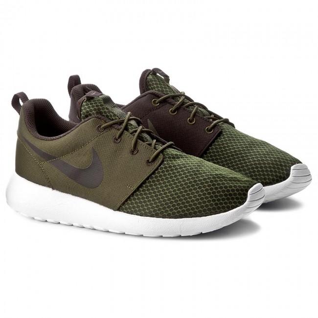 Shoes NIKE - Roshe One Se 844687 300 Legion Green/Velvet Brown