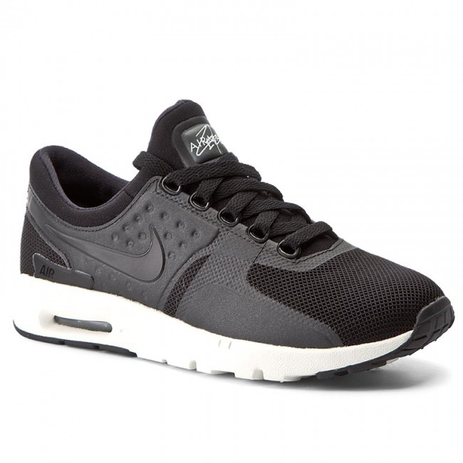 Shoes NIKE  W Air Max Zero 857661 002 BlackBlackSail  Sneakers  Low shoes  Womens shoes       0000199872051
