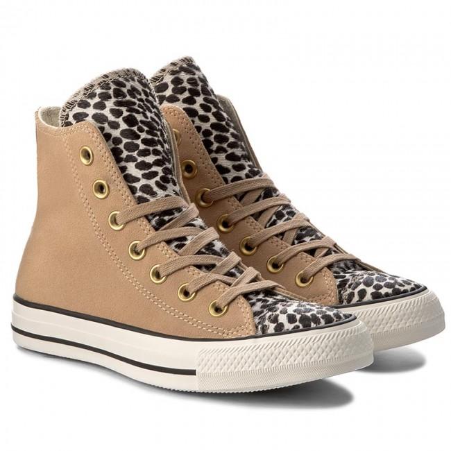 Sneakers CONVERSE - Ctas Hi 157632C Light Fawn/Black/Egret jFJ8D57NH