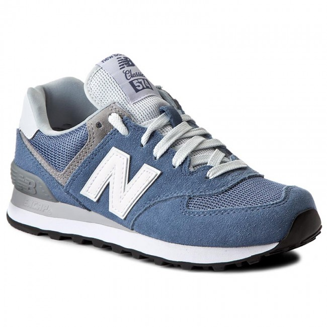 Sneakers NEW BALANCE - WL574CC Navy Blue - Sneakers - Low shoes ... 2933df53ce7