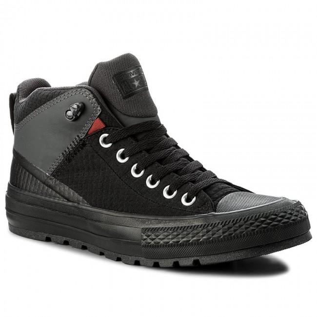 fe7dd92b1fb Sneakers CONVERSE - Ctas Street Boot Hi 157474C Black Terra Red ...