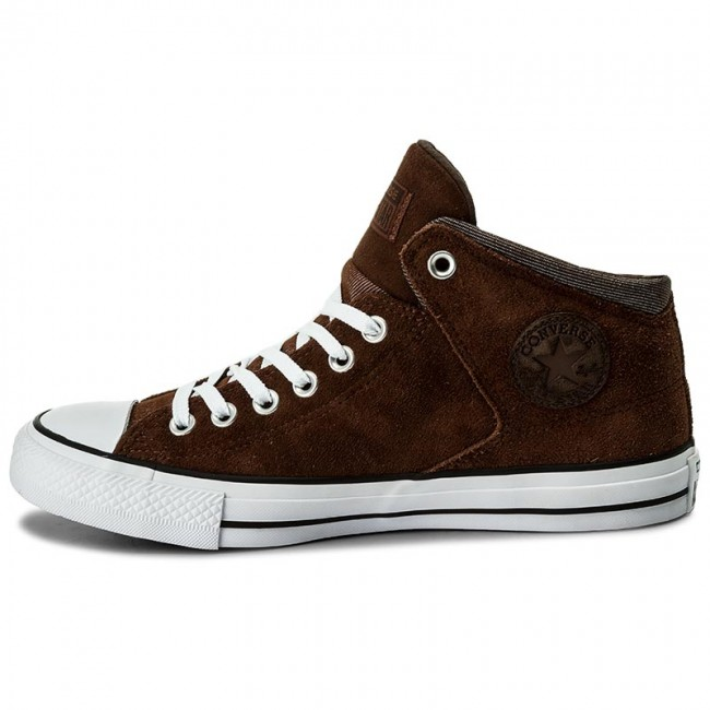 Sneakers CONVERSE Ctas High Street Hi 151041C BlackBlack