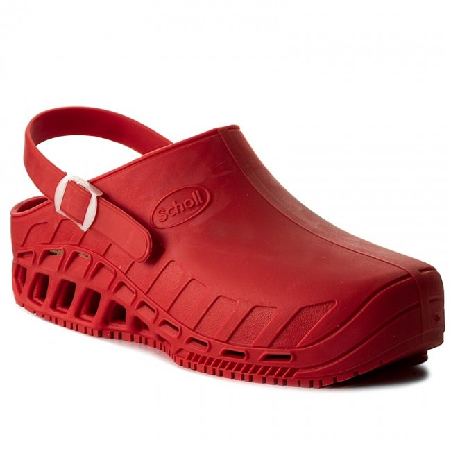 Slides SCHOLL - Clog Evo F26563 1051 350 Red - Casual mules - Mules - Mules  and sandals - Women s shoes - www.efootwear.eu 3f1337245a