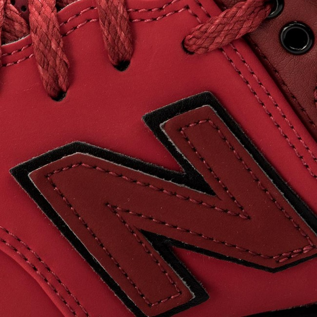 Sneakers NEW BALANCE - ML574GPE Red - Sneakers - Low shoes - Men's ...