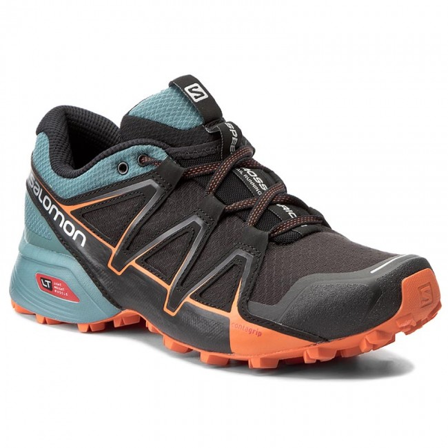 new product f2697 ba655 Shoes SALOMON. Speedcross Vario 2 398415 27 V0 Black North Atlantic Scarlet  Ibis
