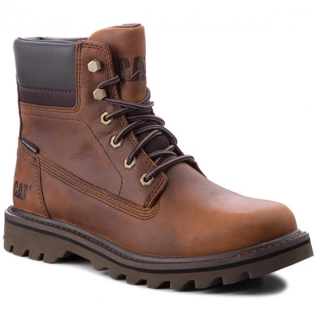 7a85372d4d6 Hiking Boots CATERPILLAR - Deplete Wp P721722 Brown - Trekker boots ...