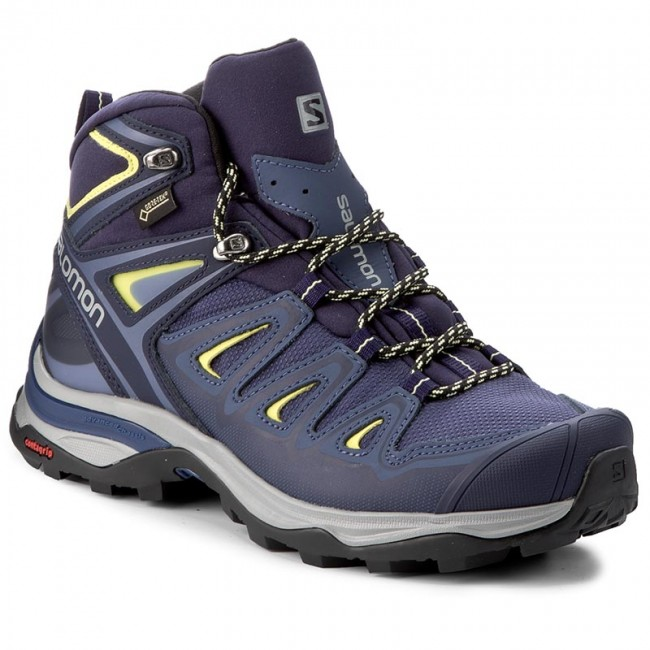 Trekker Boots SALOMON - X Ultra 3 Mid Gtx W GORE-TEX 398691 22 V0 ... e68a09216a