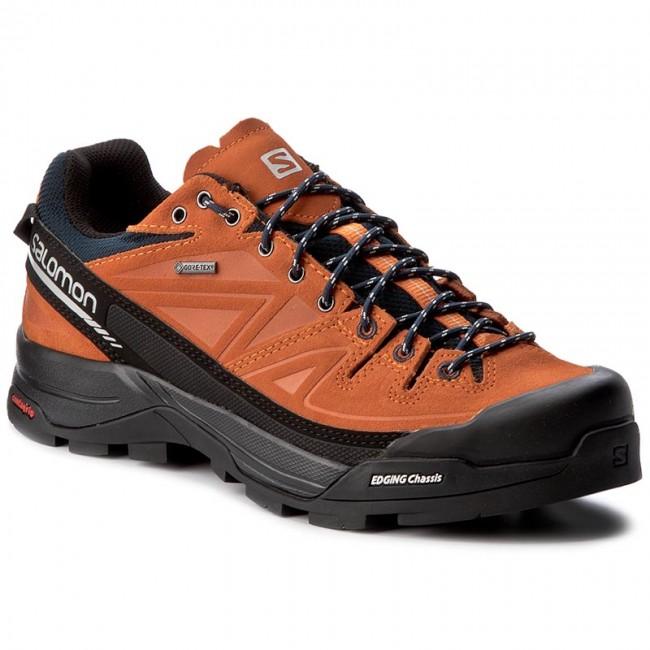 Trekker Boots SALOMON - X Alp Ltr Gtx GORE-TEX 379268 26 V0 Clementine- 06ba1cc85b