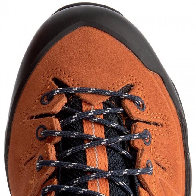 Trekker Boots SALOMON X Alp Ltr Gtx GORE TEX 379268 26 V0 Clementine XDeep BlueAluminium