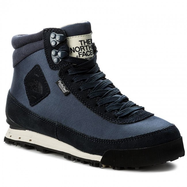 7c52fcb34f Hiking Boots THE NORTH FACE - Back-To-Berkeley Boot II T0AIMFJBR Urban Navy