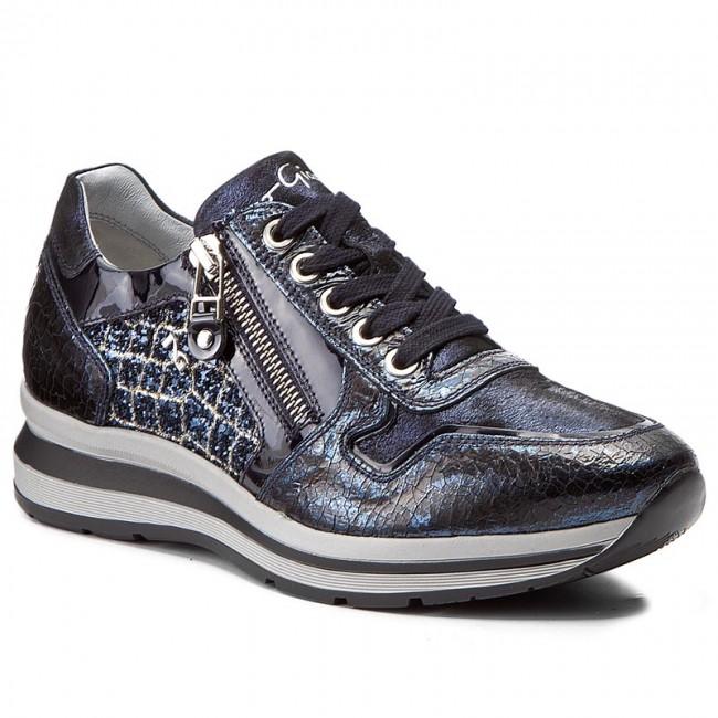 Sneakers NERO GIARDINI - A719492D Blu Blu Blu Obo 200 - Sneakers ... 73f78fc7a