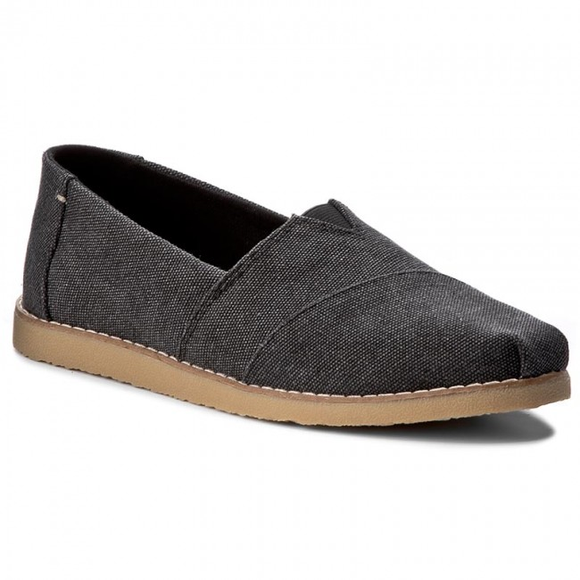 TOMS Alpargata Crepe Washed Canvas Slip-On GEdFBTQDJw