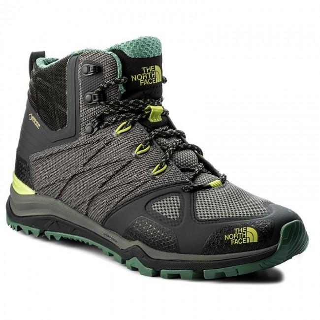Trekker Boots THE NORTH FACE - Men s Ultra Fastpack II Mid GTX GORE-TEX  T0CDL8NKR 04b2e205437
