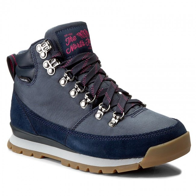 The North Face Back to Berkeley Redux Leather, Women's Walking Boots