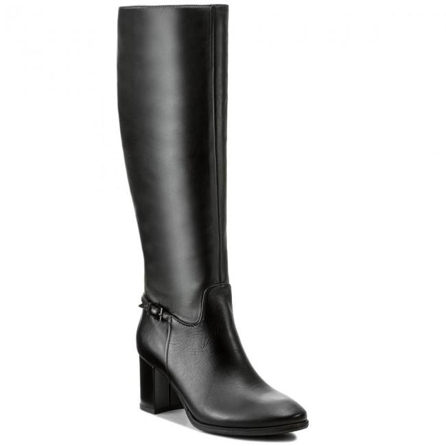 Stiefel KOTYL - 5515 Czarny Lico CAmb4A