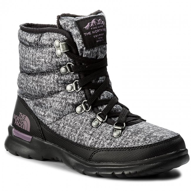 The North Face THERMOBALL LACE II W Noir HoLNa