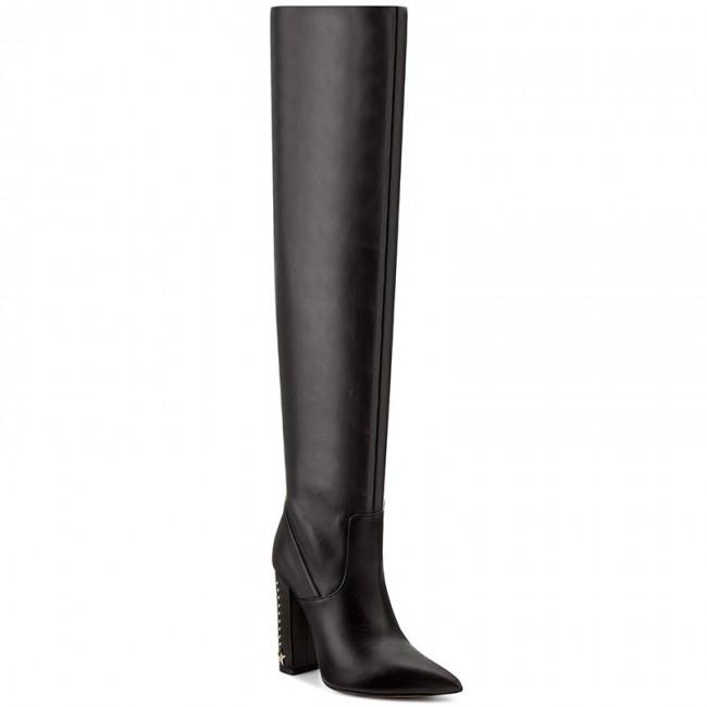 fb0d93d0276 Over-Knee Boots ELISABETTA FRANCHI - SA-07L-76E2 Nero 110 ...