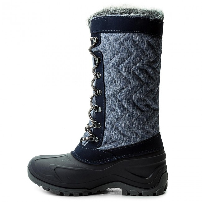 ac29f4f5fc Snow Boots CMP - Nietos Wmn 3Q47966 Denim Mel. L552 - Winter boots - High  boots and others - Women s shoes - www.efootwear.eu