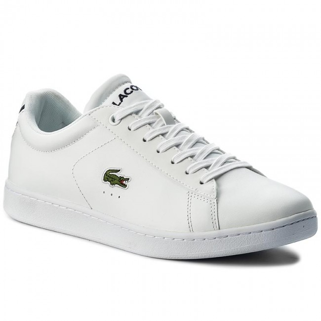 Sneakers LACOSTE - Carnaby Evo Bl 1 Spm 7-33SPM1002001 Wht ... 168bf893b7